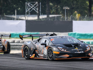 Another Podium for Bartholomew in Thailand