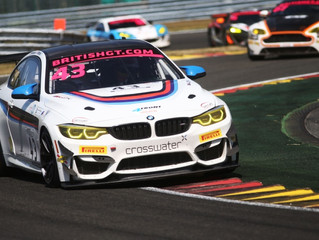 Macdonald Wins on debut at Spa