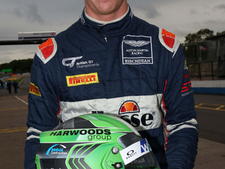 Bartholomew crowned British GT Silver Cup Champion but just misses out on overall championship title