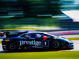 Solid Start for Stuart Middleton in Lamborghini Super Trofeo North America