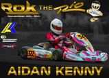 Aidan kenny races at Rok the Rio Las Vegas