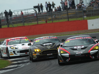 Solid Points for Rabindra at Silverstone 500