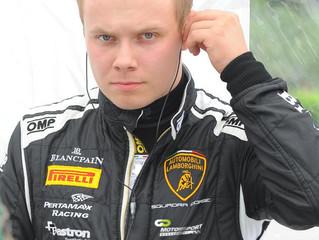 Finland's Jesse Anttila signs with Go Motorsport Management
