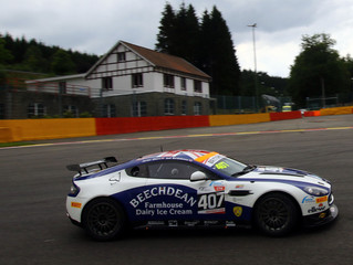Bartholomew and Albert secure crucial points at Spa