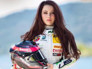 Carrie Schreiner Signs with Go Motorsport Management