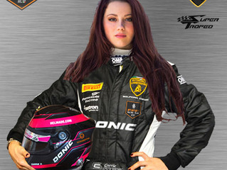 FFF Racing recruitsGermany's Carrie Schreiner for Super Trofeo campaign