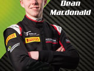 Dean Macdonald joins Go Motorsport Management