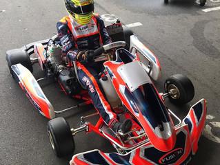 Callum Bradshaw joins Fusion Motorsport for IAME Euro Series