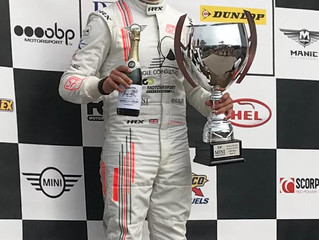 Jac Maybin Takes Maiden Win at Oulton Park