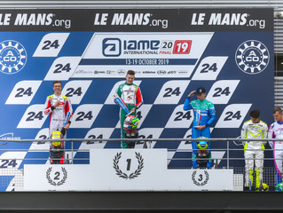 Mark Kimber crowned world champion after Le Mans glory