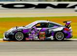 Tyre Woes Hinder Yoder at Daytona