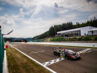 MIDDLETON AND BARTHOLOMEW FIGHT BACK TO CLAIM STUNNINGC SECOND WIN OF THE SEASON AT SPA-FRANCORCHAMP
