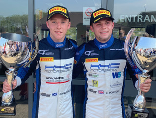 Dean Macdonald Wins First Round of the British GT4 Championship