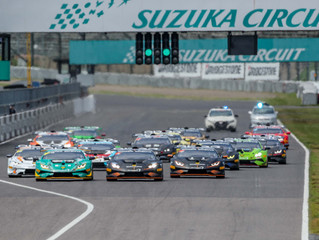 Double Podium for Bartholomew at Suzuka