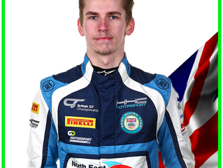 Newly Crowned British GT4 Champion         Stuart Middleton signs with         Go Motorsport Managem
