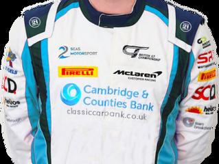 GT3 Racer Angus Fender Joins Go Motorsport Management