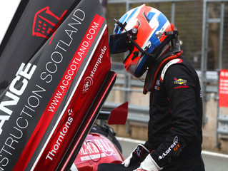 Solid British GT Debut for Rabindra