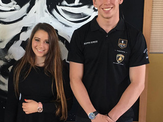 Go Motorsport Management Drivers announced as Ambassadors for Roger Dubuis Time Pieces