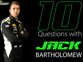 10 Questions with Jack Bartholomew
