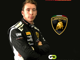 Jack Bartholomew Signs with Bonaldi Motorsport for 2019 European Super Trofeo Campaign