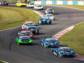 Good Pace at Donington for Fender goes unrewarded