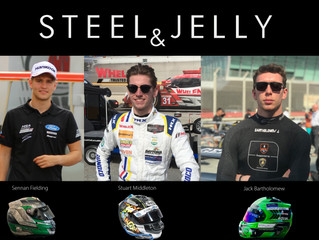 Steel & Jelly Announce Bartholomew, Fielding and Middleton as Brand Ambassadors