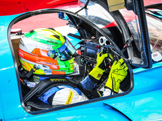 Technical Woes Deny Ghorpade Top Ten Finish in Imola ELMS