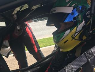 Strong British GT debut for Jesse Anttila