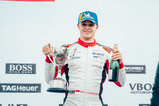 Two poles and two podiums for Stanley at Oulton Park