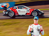Sixth podium of the season For Micah Stanley at Knockhill