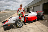Mikkel Grundtvig joins Fortec for 2021