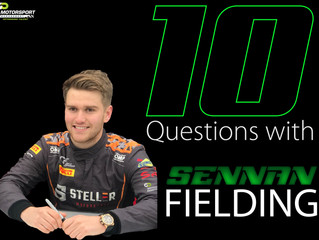 10 Questions with Sennan Fielding