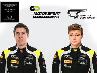 Academy Motorsport signs Hurst and Stanley for British GT4 Campaign