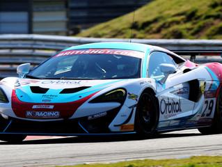 Jesse Anttila to make British GT debut