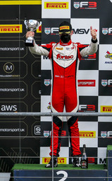 Second podium for Grundtvig at Spa
