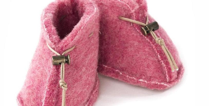 Baby Slofjes Comfy | Pink