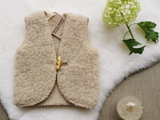Alwero Wolproducten Speciaal voor Baby's.