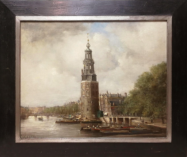 Carl Auguste Streefkerk