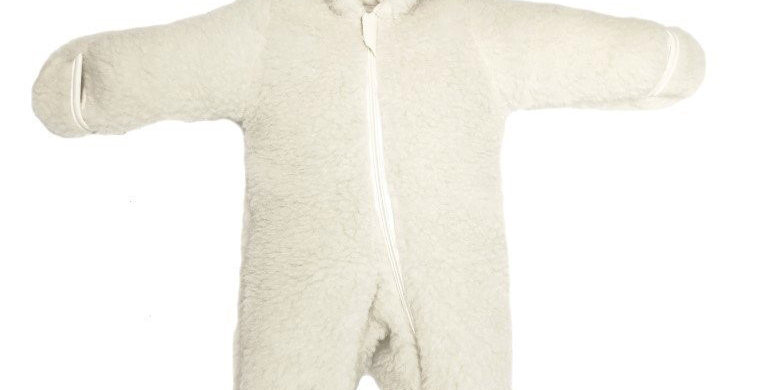 Alwero Baby Winterpak Lammy | Ecru