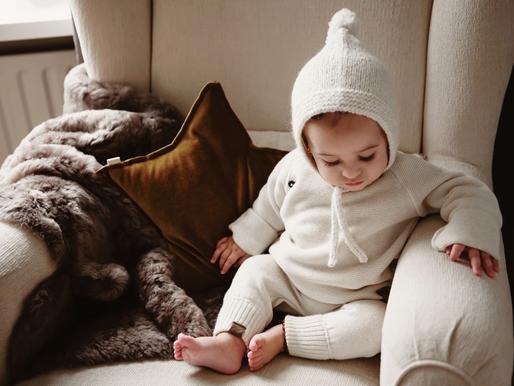 Wollen Babykleding | Woolskins' Wonders of Wool.