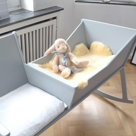 Woolskins wollen babykleding