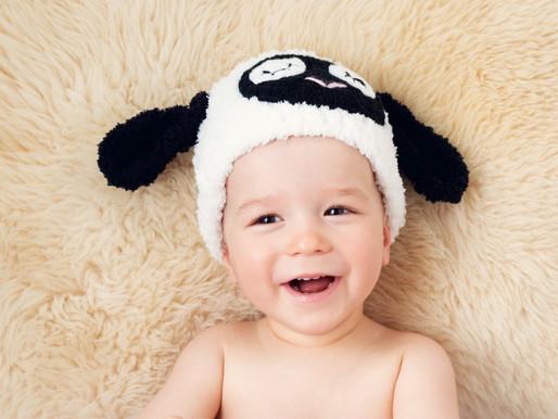 Organic Baby Sheepskins   Lambskins   Medical Sheepskins