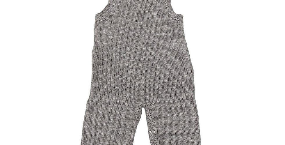 Overall Broekje Grijs 100% Baby Alpaca Wol