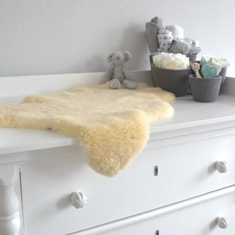 schapenvacht baby woolskins eco