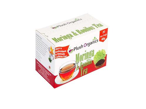 Moringa & Rooibos Tea