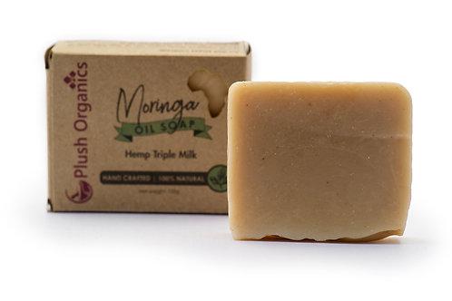 Triple Hemp Milk Bar Soap