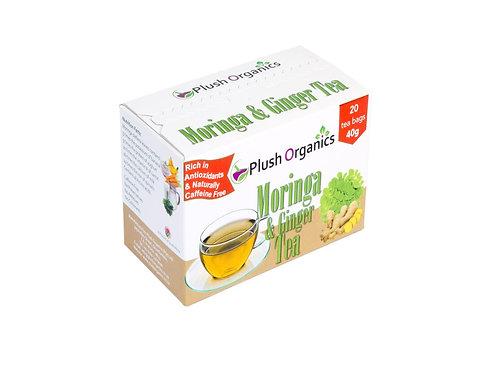 Moringa & Ginger Tea