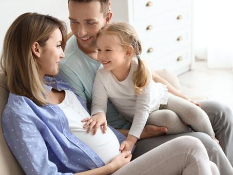 Beim 2., 3., oder 4. Kind möchte ich mir von Beginn an Zeit für die Bindung zu meinem Kind nehmen