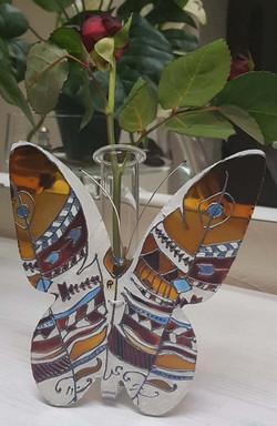 Papillon Amérindiens soliflore