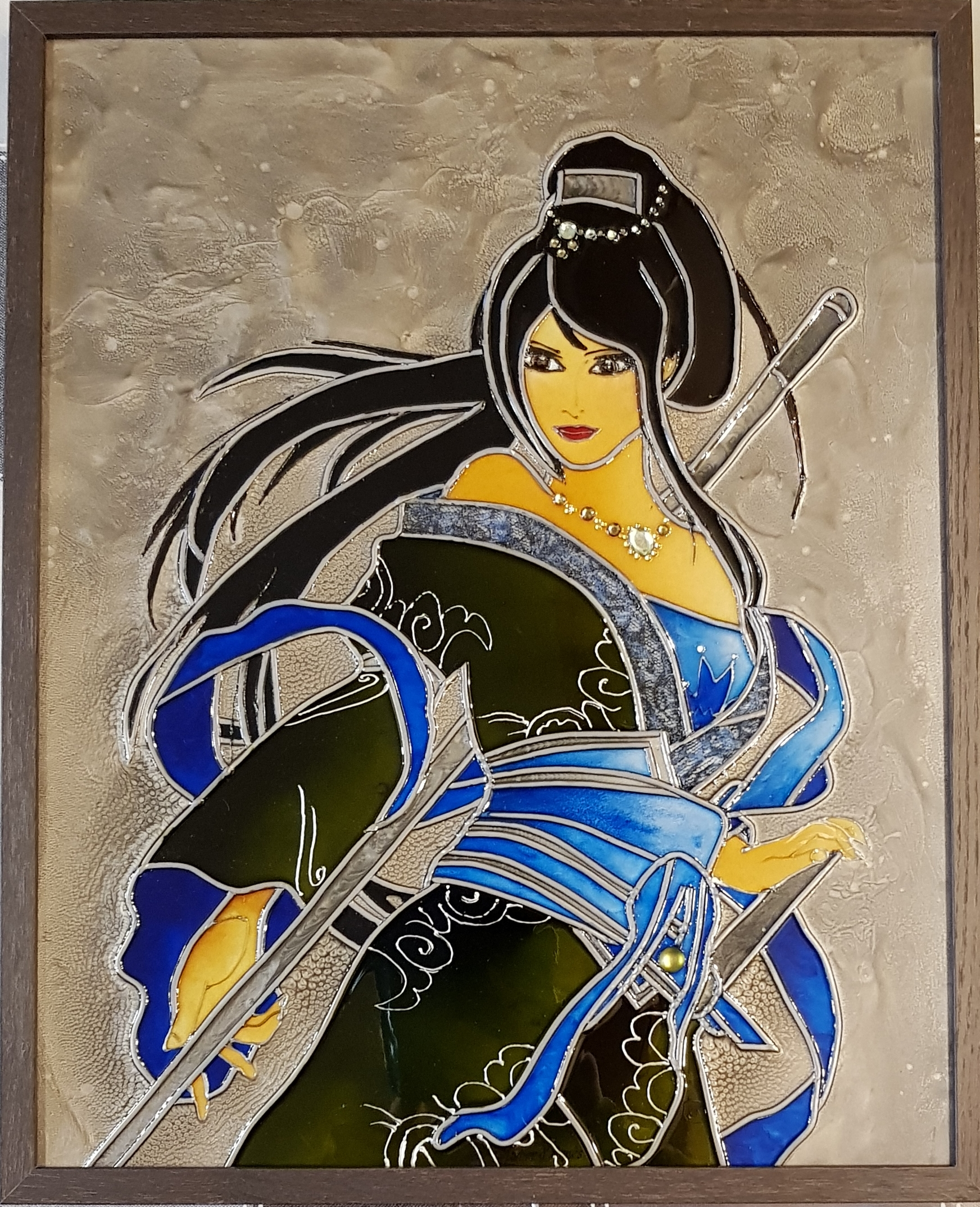 Mademoiselle Wakizashi